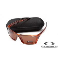 Oakley Jury Sunglasses Brown Frame Brown Lens OAKLEY20156489