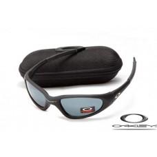 Oakley Minute Sunglasses Matte Black Frame Gray Lens OAKLEY20156491