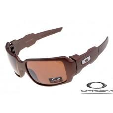 Oakley Oil Drum Sunglasses Brown Frame Brown Lens OAKLEY20156388