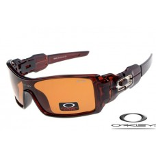 Oakley Oil Rig Sunglasses Brown Frame Brown Lens OAKLEY20156389