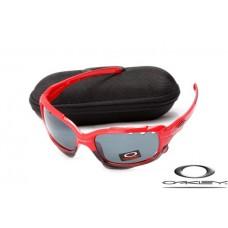 Fake Oakleys Jawbone Red Frame Gray Lens for sale
