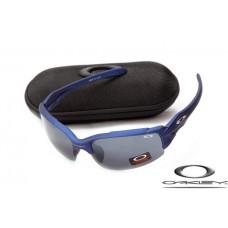 Wholesale Oakley Jawbone sunglasses Blue Frame Gray Lens