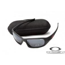 Oakley XS Fives Sunglasses Matte Black Frame Gray Iridium Lens OAKLEY20156352