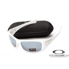 Wholesale Knock off Oakley Hijinx Sunglasses White Frame Gray Lens For Sale USA