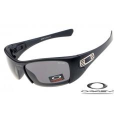 Wholesale Discount Oakley Hijinx Sunglasses Black Frame Gray Lens For Sale USA