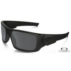 Oakley Crankshaft Sunglasses Matte Black Frame Grey Lens