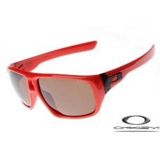 Oakley Dispatch Sunglasses Polishing Red Frame Brown Lens OAKLEY20156414