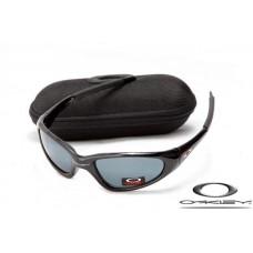 Oakley Minute Sunglasses Polishing Black Frame Gray Lens OAKLEY20156492
