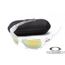 Oakley Ten Sunglasses Transparent Frame Yellow Lens OAKLEY20156430